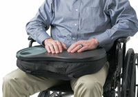 Wheelchair Positioning Tray