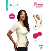 Katy T compression shirt