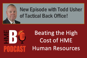 Podcast with Todd Usher of Tactical Back Office
