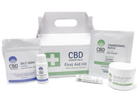 CBD Essentials First Aid Kits