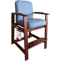 Hip Chair with Adjustable Foot Rest
